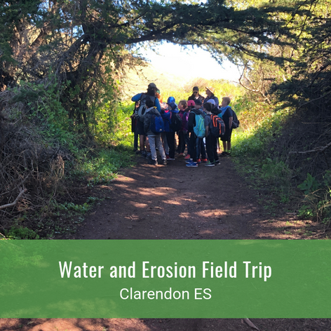 Water and Erosion Field Trip