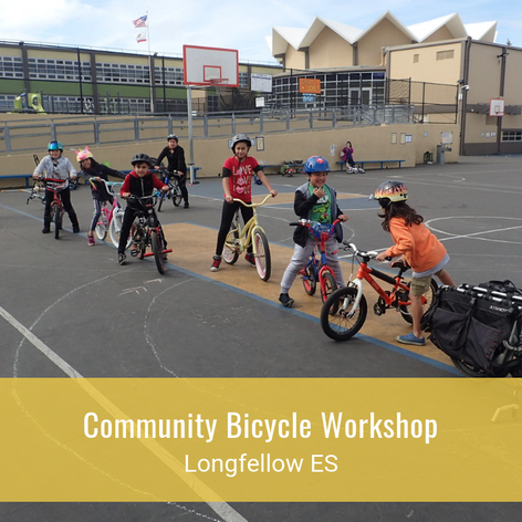 Community Bicycle Workshop