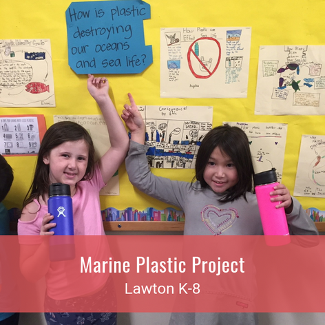 Marine Plastic Project