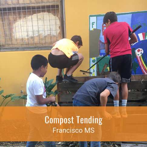 Compost Tending