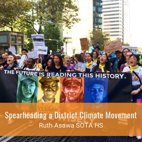 Spearheading a District Climate Movement