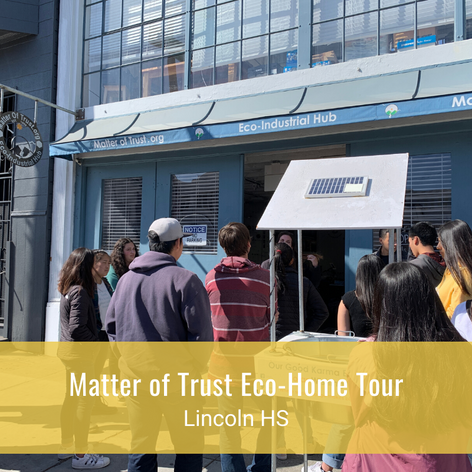 Matter of Trust Eco-Home Tour