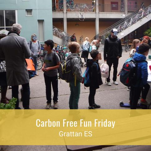 Carbon Free Fun Friday