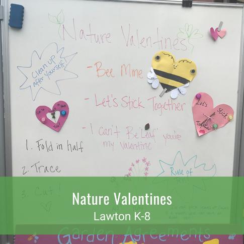 Nature Valentines