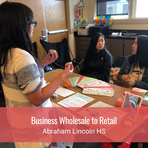 Business Wholesale to Retail
