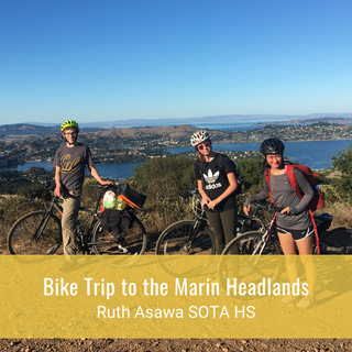 Bike Trip to the Marin Headlands