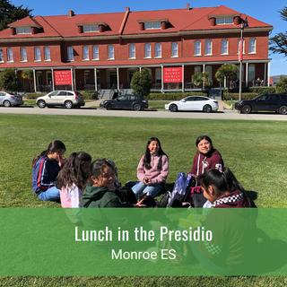 Lunch in the Presidio