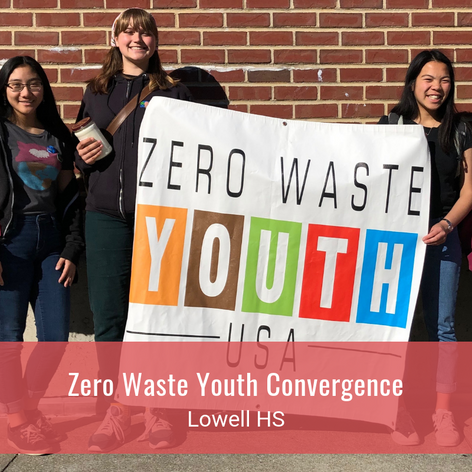 Zero Waste Youth Convergence