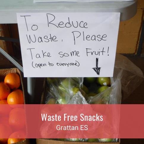 Waste Free Snacks