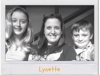 Meet Lynette.