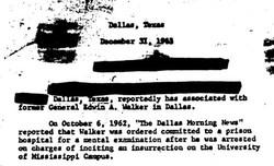 JFK jails General Walker