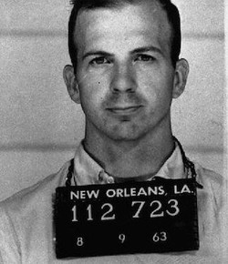Oswald arrested in New Orleans