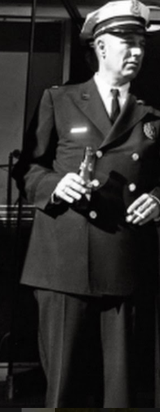 Inspector Herbert Sawyer