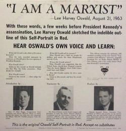 Oswald's John Birch Society record