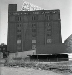 School Book Depository west side