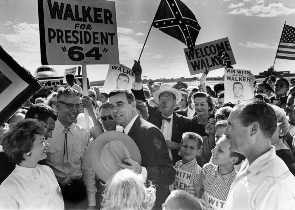 Resigned General Edwin Walker (Part 2)