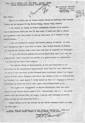 The WC Testimony of Michael Paine (Part 5)