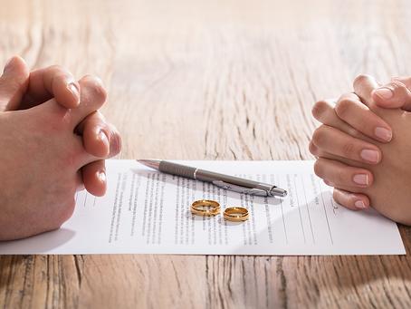 QUIERO SEPARARME O DIVORCIARME. ¿QUÉ OPCIONES TENGO?