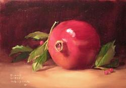 Pomegranate and Holly