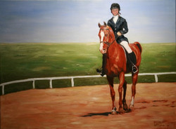 Focus in Motion - A Dressage Ride