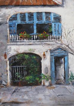 Charleston Row I