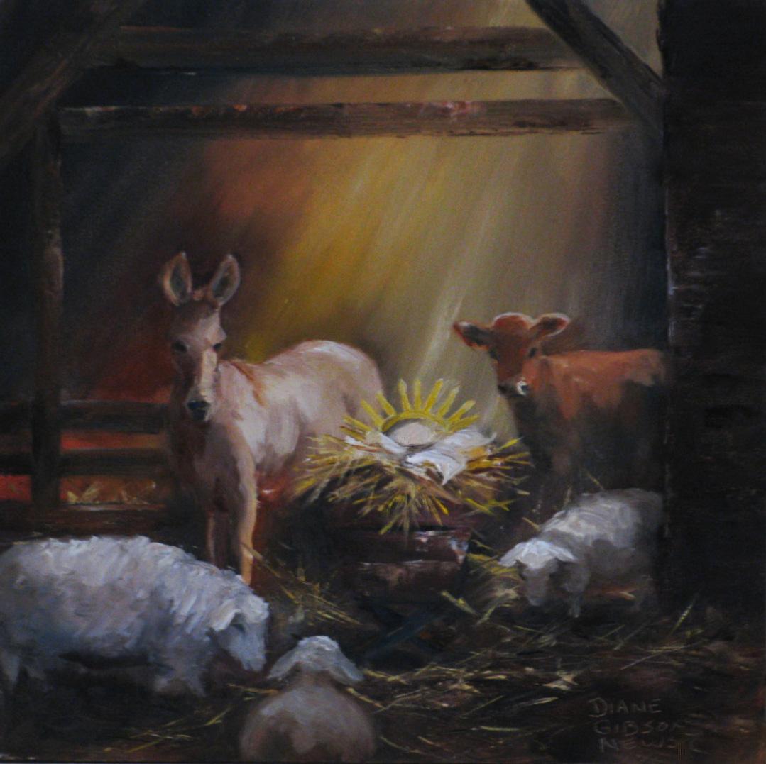 Silent Vigil Holy Night