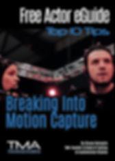 Motion Capture eGuide