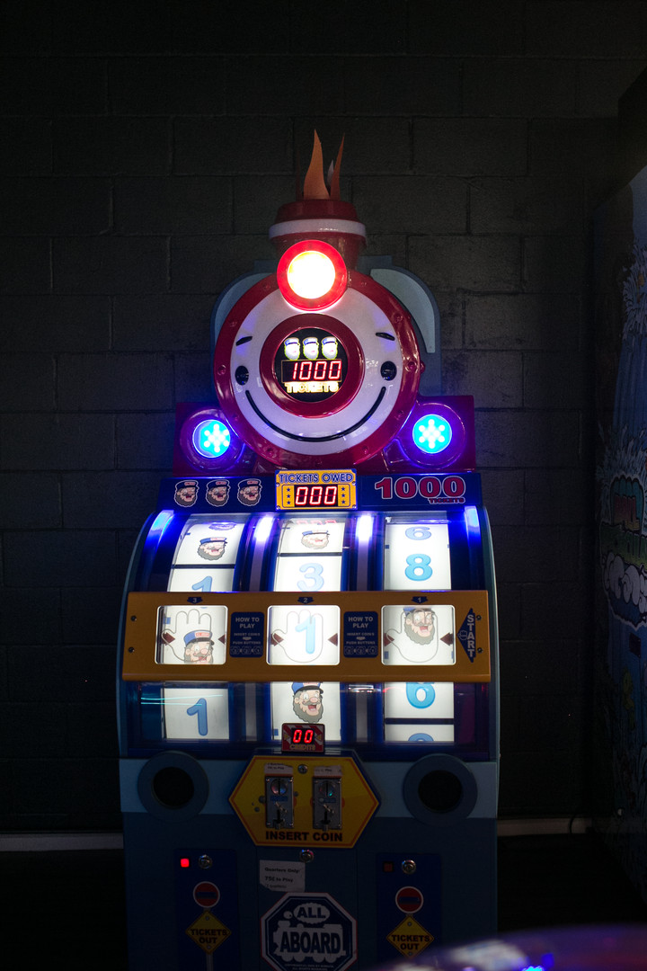All Aboard Arcade Game