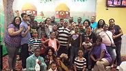 People enjoy party at Metro 24 Bowling Center