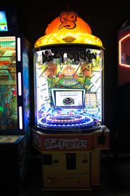 Dizzy Chicken in arcade