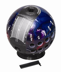 Bowling Ball measuring device