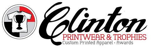 Logo for Clinton Printwear & Trophies