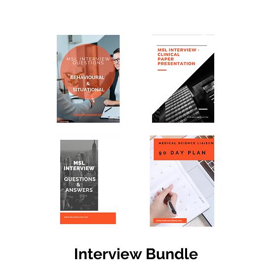 Interview Bundle