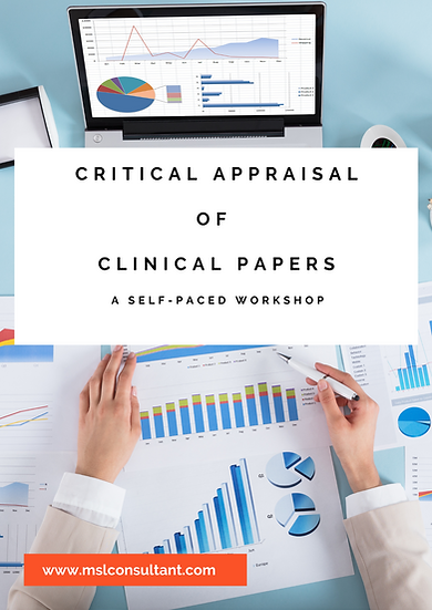 Critical Appraisal of Clinical Papers: A Self-Paced Workshop