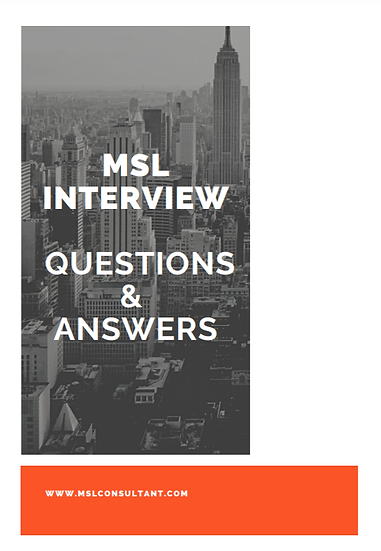 MSL Interview: FAQ Questions & Answers
