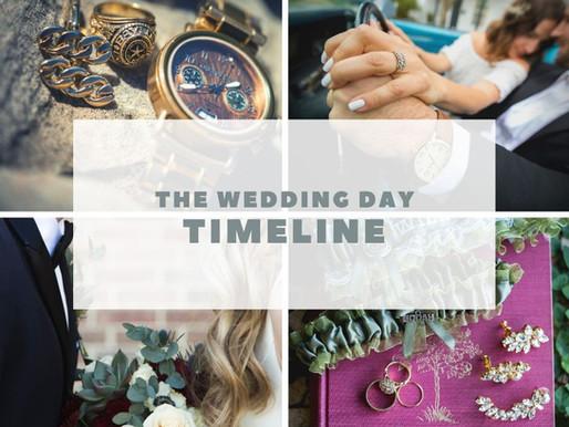 The Wedding Timeline