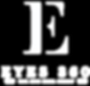 Eyes 360 Logo - White