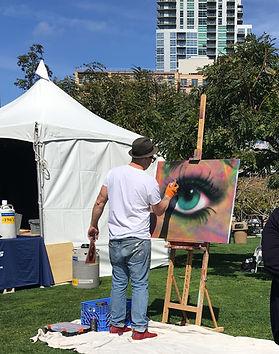 Sake's Eye Demo Biocom EXPO 2019
