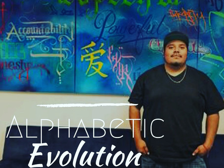 "DA's Office Interviews Graffiti Artist Jose Venegas About ""Alphabetic Evolution"""