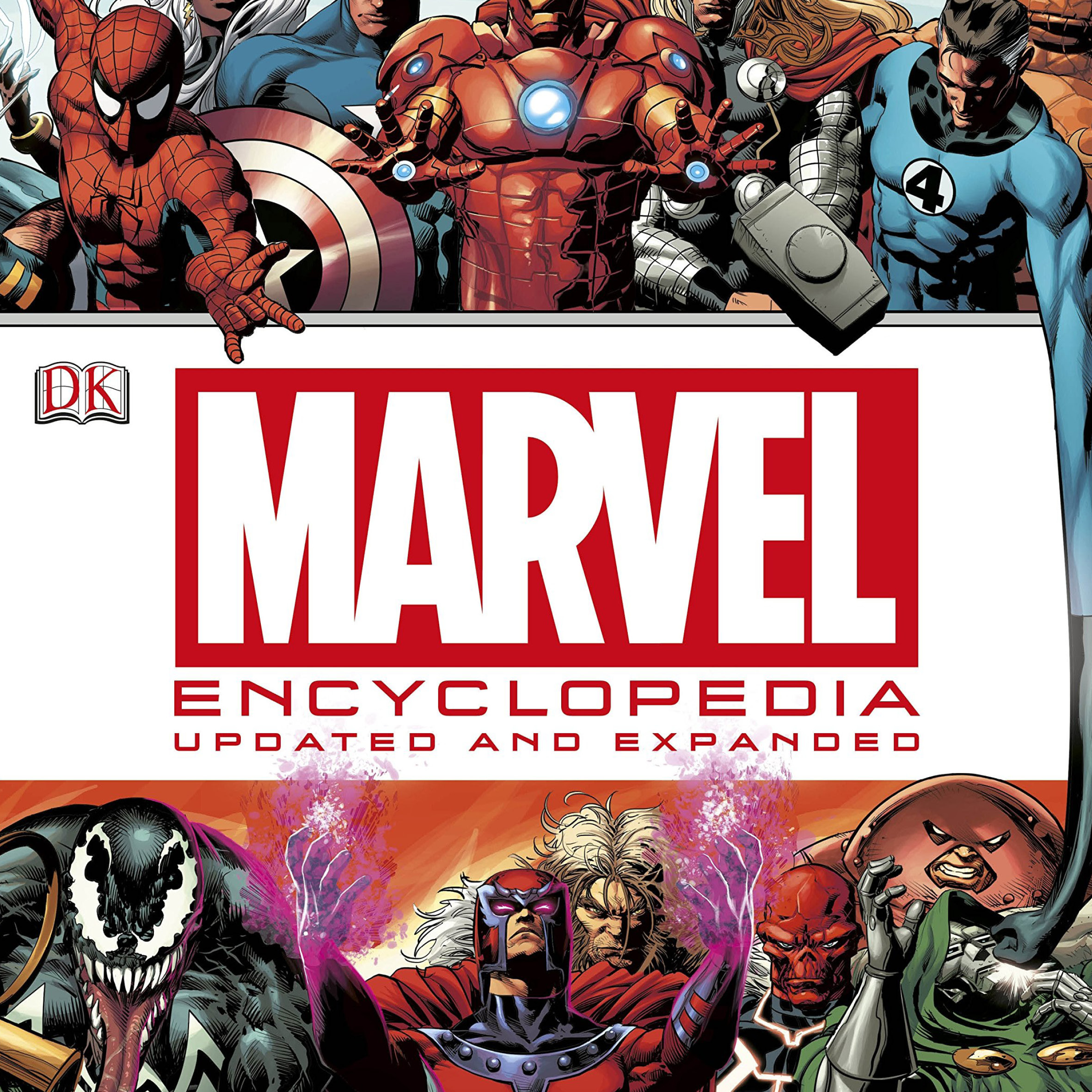MARVEL ENCYCLOPAEDIA THUMB
