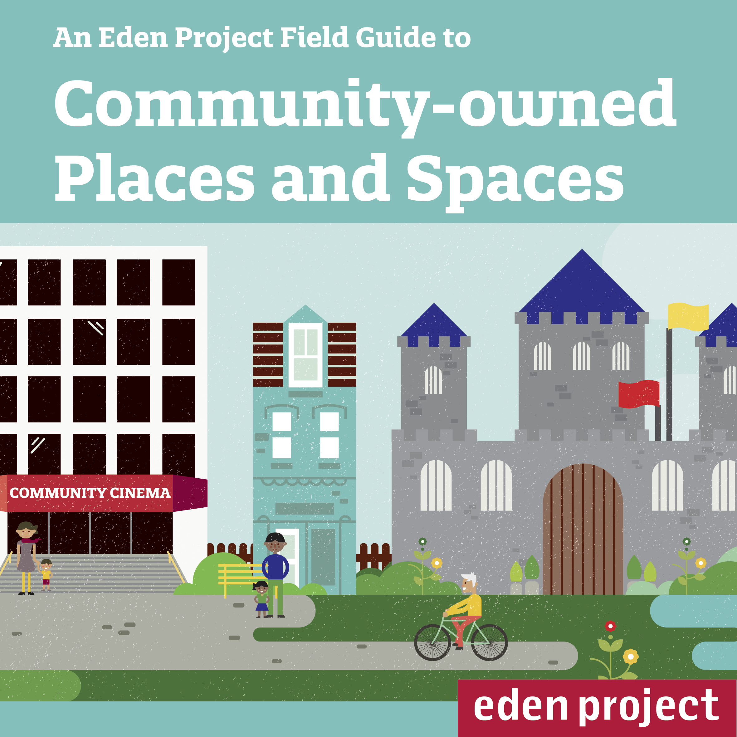 25 Eden Project Community spaces and pla