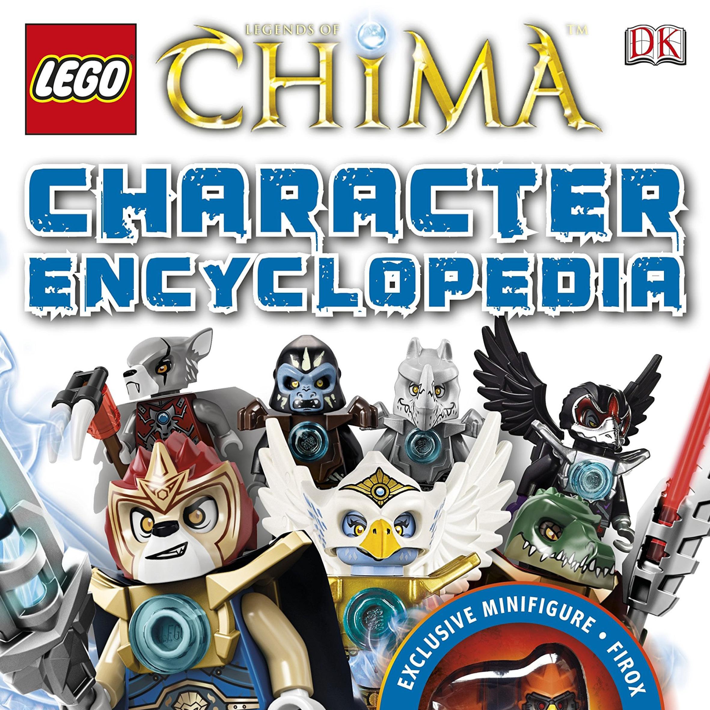 LEGO CHIMA THUMB