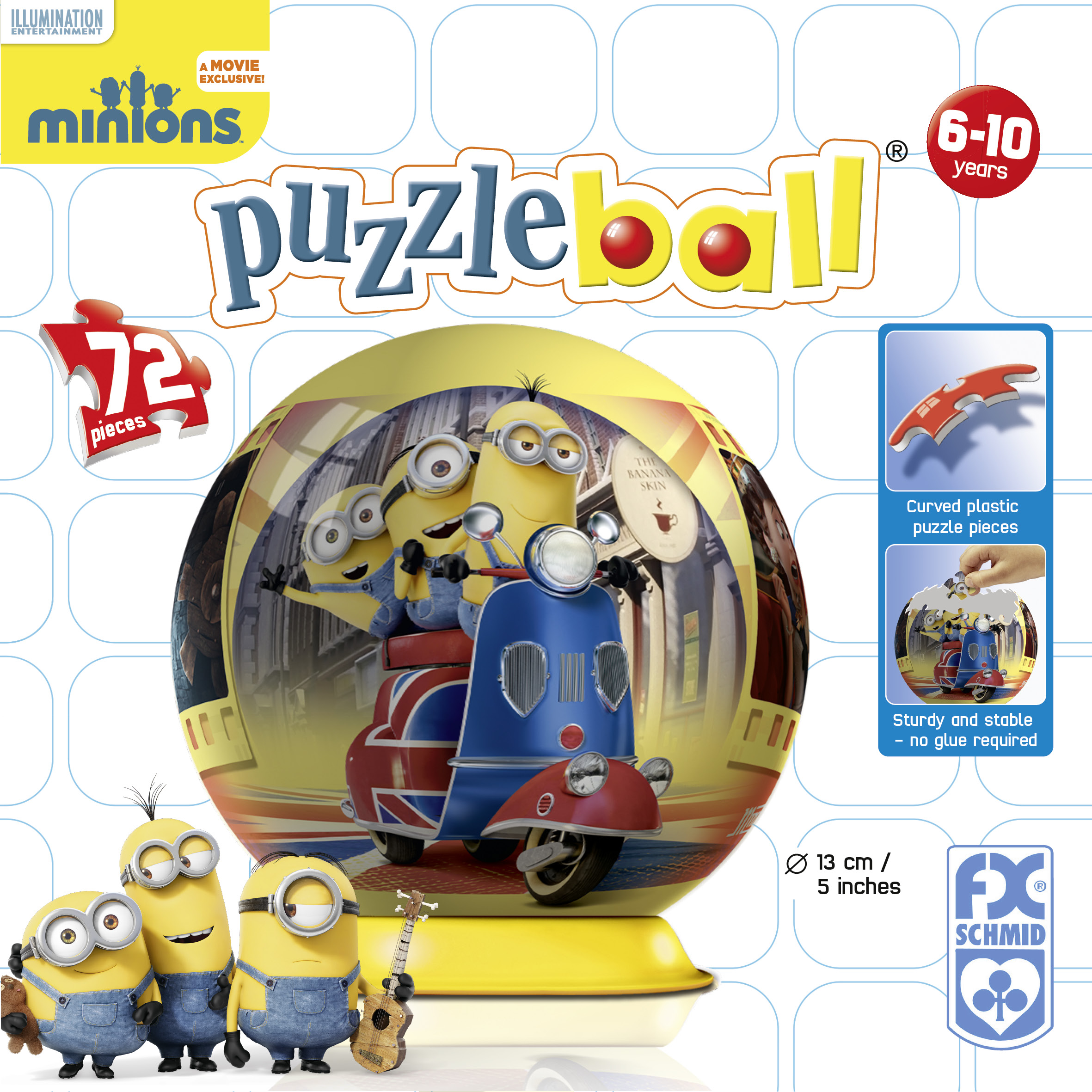 17 Dynamo Rav Minions puzzleball_THUMB