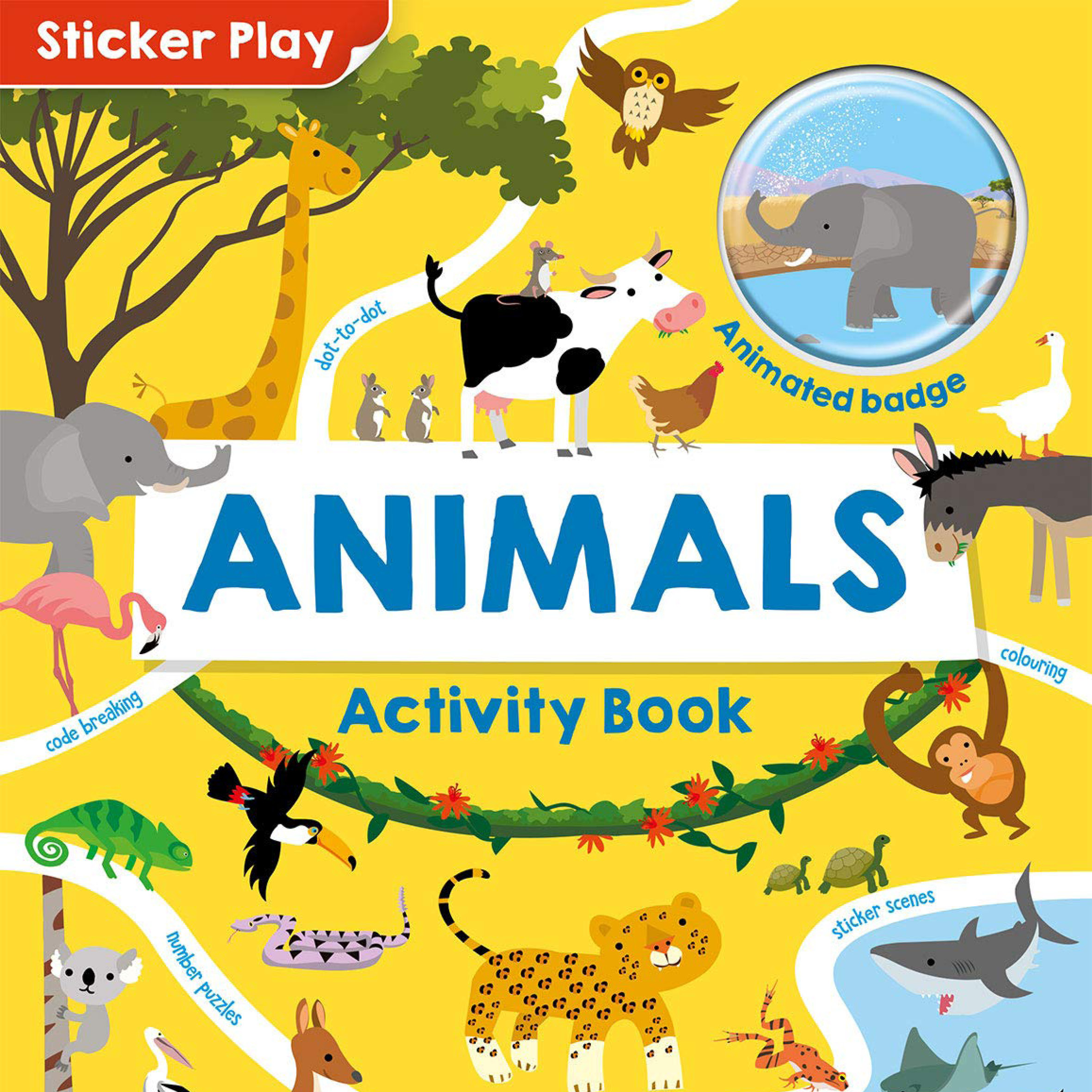 78 Dynamo Sticker Play ANIMALS_THUMB