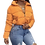Thumbnail: Short Crop Bubble Jacket