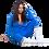 Thumbnail: Let's Chill Pajama Onesie - Pants