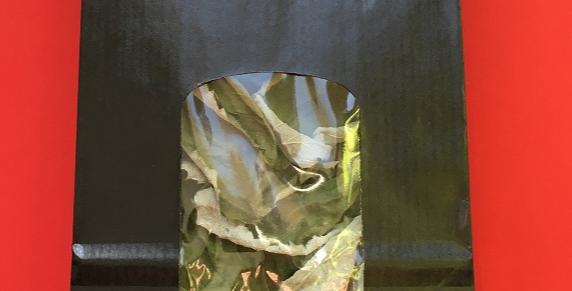 Himbeerblätter luftgetrocknet