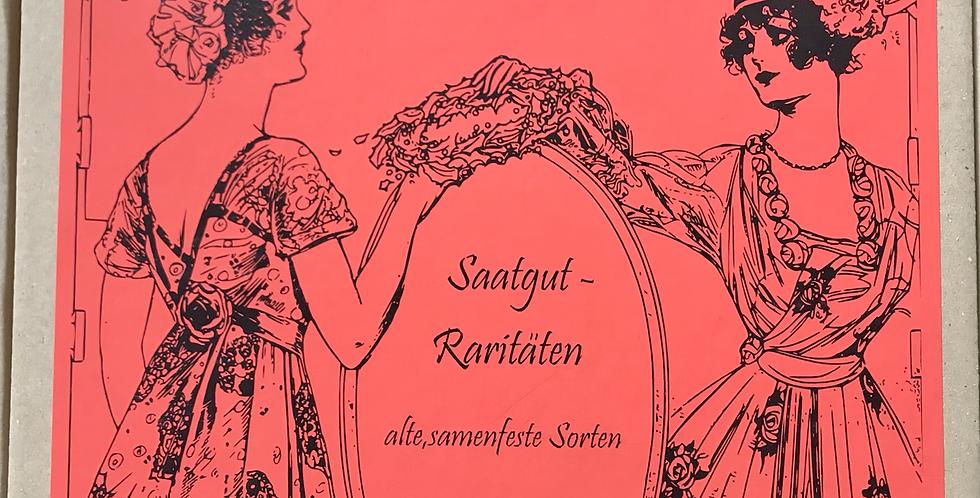 """Geschenkbox """"Saatgut-Raritäten"""""""