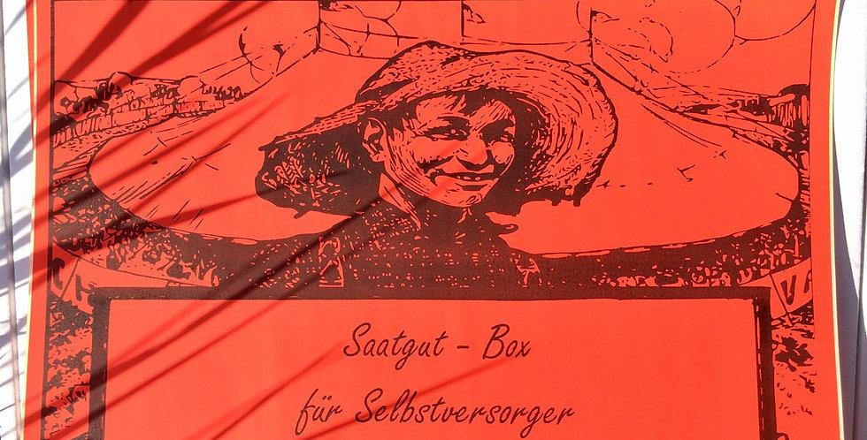 """Saatgut-Geschenkbox """"Selbstversorger"""""""