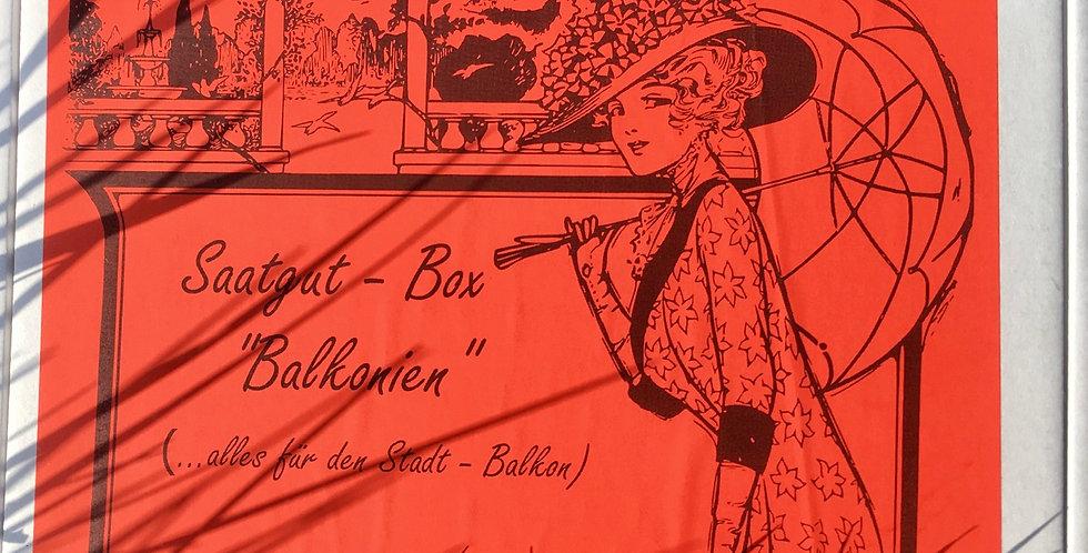 "Geschenk - Box ""Balkonien"""
